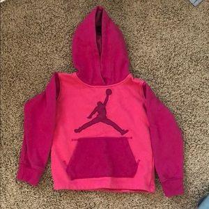 Girls Jordan Pull over hoodie